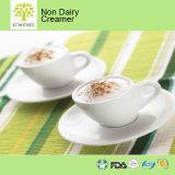 No desnatadora de la lechería para el café en el embalaje al por menor