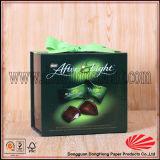 Populäres steifes Papiergeschenk-verpackenbuch-geformter Süßigkeit-Kasten
