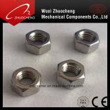 DIN934 DIN936 rostfreie Steel304 316 Sechskant-Muttern