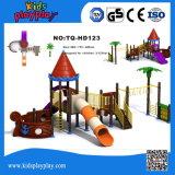 Apparatuur van de Speelplaats van de Reeks van het schip de Openlucht voor Oudere Kinderen