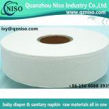 Papel Sap Airlaid absorvente celulose fluff de papel papel absorvente para guardanapo sanitário