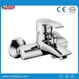 Escolhir Faucet de bronze fixado na parede do misturador da banheira do punho