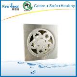 Dren de suelo de la ducha del acero inoxidable para el filtro de agua en accesorios del cuarto de baño