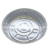 Haushalts-Aluminiumfolie-Behälter für das Verpacken der Lebensmittel