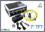 Câmera da inspeção da tubulação de dreno