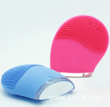Massager/máquina de limpiamiento Ce/RoHS/de la belleza del silicón del cepillo aprobada por la FDA