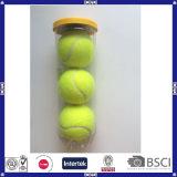 柔らかい空のウールの物質的なかい球