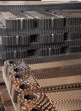 予備品のためのApv Sr1/Sr2/Sr3/Sr6/Sr9/Sr23/Sr14/Sr15/T4/R55/D37/K34/K55/K71/H12/H17/N25/N35/N50/M60/M92/M107/M185の熱交換器の版を取り替えなさい