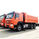 Sinotruk HOWO 30 tonne 10 Wheeler 6X4 Dump camion à benne basculante