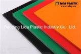 Strato colorato PVC duro dell'espulsione