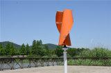 600W料金のコントローラが付いている縦の風発電機