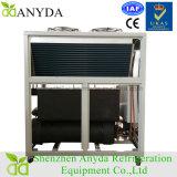 refroidisseur d'eau en plastique industriel de défilement de refroidissement à l'air 8HP