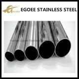 AISI304 roestvrij staal om Pijp voor Decoratief Traliewerk