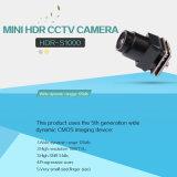 1000tvl 60fps 0.001lux Night Vision Mini Hdr Câmera CCTV para Sistema de Segurança