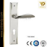La quincaillerie de porte avant & arrière la poignée de verrouillage de porte sur la plaque (7030-Z6042)