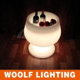 Que cambian de color LED remoto plástico cubo de hielo luces LED
