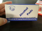 세륨 승인되는 의학 알콜 패드