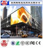 LED表示パネルを広告する卸し売り高リゾリューションP10のすくい屋外のフルカラーHD
