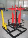 Het Rechtmaken van de Draad en Rebar van het staal en Scherpe Machine met Hoge snelheid 180m/Min
