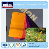 Покрытие порошка брызга краски рамки велосипеда влияния зеркала конфеты поставщика Китая