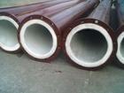 Double Polyethylene Anticorrosion Steel Pipe