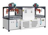 Máquina semi-automática de formação de vácuo tipo S para produção de bagagem