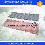 Le nuove mattonelle di tetto di Milano di disegno hanno usato la lamiera di acciaio del galvalume di alta qualità