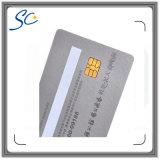 상업적인 전자 소비 및 은행업무를 위한 접촉 스마트 카드