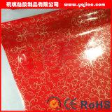 높은 광택 있는 태양열 집열기 실내 PVC 필름