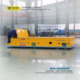 Carrinho de manuseio de oficinas de acionamento do motor usado na construção naval