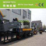 500 kg Saída PP HDPE Máquina de reciclagem de resíduos de plástico