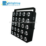 LED Light 25 * 15W RGB 3in1 LED multi-couleurs Eastsun Matrix Blinder