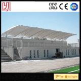 Azotea impermeable de la sombrilla de la membrana arquitectónica del gimnasio de la escuela de PVDF PTFE