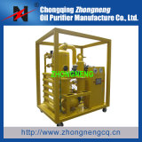Double étape de vieillissement Usagé Transformer Oil Purification Equipment