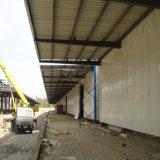 Bouw van de Structuur van het Staal van de Fabriek van de vervaardiging de Prefab voor Pakhuis