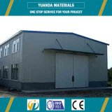 Almacén de almacenaje prefabricado de la estructura de acero del metal