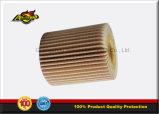 Filtro de petróleo excelente de la calidad para Toyota 04152-Yzza5