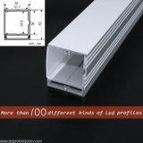 Luz de tira de aluminio del perfil LED de la alta calidad con Ce/RoHS