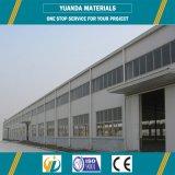 Entrepôt de mémoire préfabriqué de structure métallique en métal