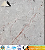 De Marmeren Steen van uitstekende kwaliteit verglaasde de Opgepoetste Tegels van de Vloer van het Porselein (6B6021)
