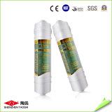 세륨 SGS에 의하여 증명되는 한국 포스트 T33 필터 카트리지 10 인치