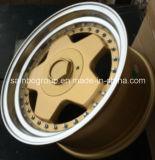 황금, 은, 백색, 녹색, 빨강 etc. 끝마무리 합금 바퀴 (134)