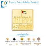 Distintivo su ordinazione di Pin di figura dell'automobile dello smalto del metallo di promozione di modo