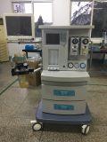 Nieuwe 2 Verstuivers, de Machine van de Anesthesie van 3 Gas met Ventilator ut-850 Norm