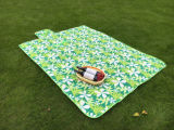 La parte superiore 2017 che vende PEVA pieghevole impermeabilizza la coperta polare di picnic del panno morbido