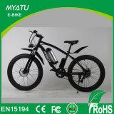 велосипед тучного снежка 36V 500W электрический с задним приведенным в действие мотором DC