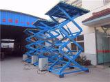 Lift van de Goederen van de Schaar van China de Stationaire Hydraulische (sjg1-6)