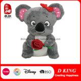 De gevulde Dierlijke Koala van het Stuk speelgoed van de Gift van de Valentijnskaart Zachte