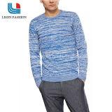 긴 소매를 가진 남자를 위한 고품질 면 스웨터