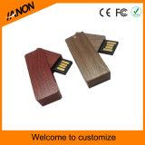 Nova Unidade de flash USB de madeira de chegada